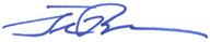 bullock signature